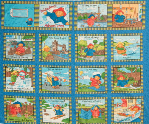 Children 39 s novelty fabric for Kids novelty fabric